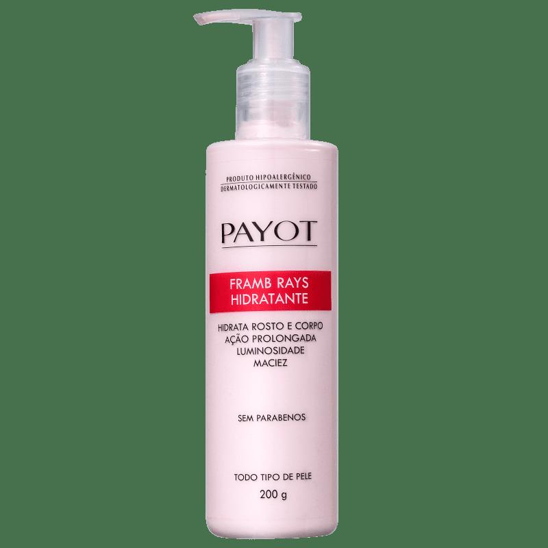 Framb Rays Hidratante Facial e Corporal 200g - Payot   - Caroline Gil Cosméticos