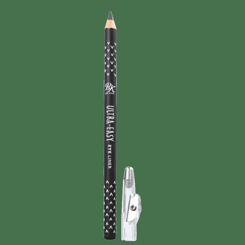 Lápis de Olho com Apontador - Rk by Kiss  - Caroline Gil Cosméticos