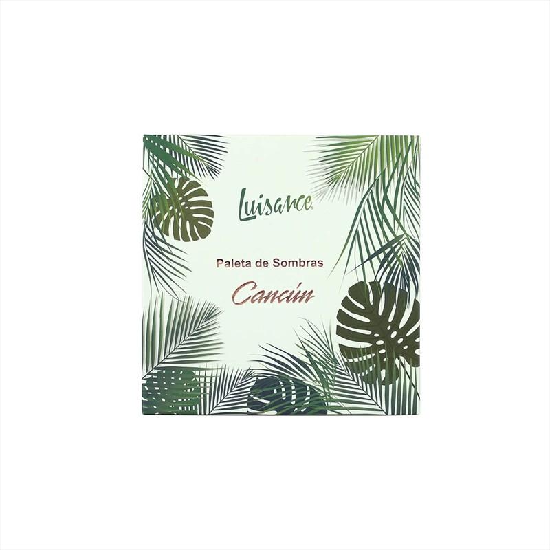 Paleta de Sombras Cancún - Luisance  - Caroline Gil Cosméticos