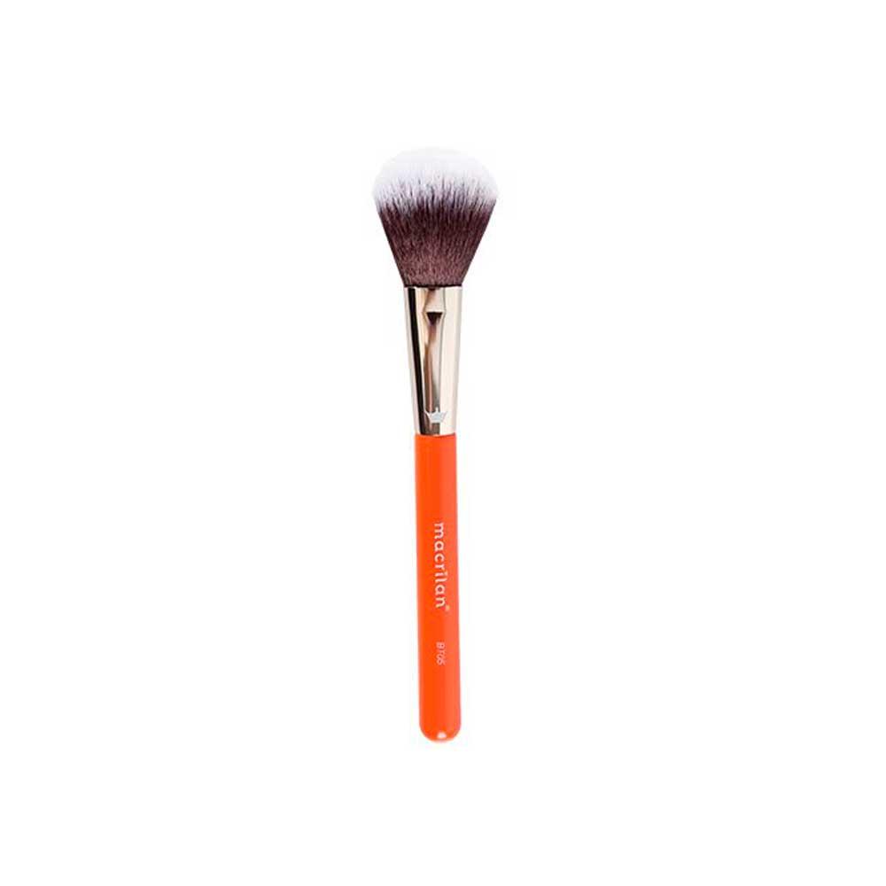 Pincel Profissional para Blush Linha Beauty Tools BT05 Macrilan  - Caroline Gil Cosméticos