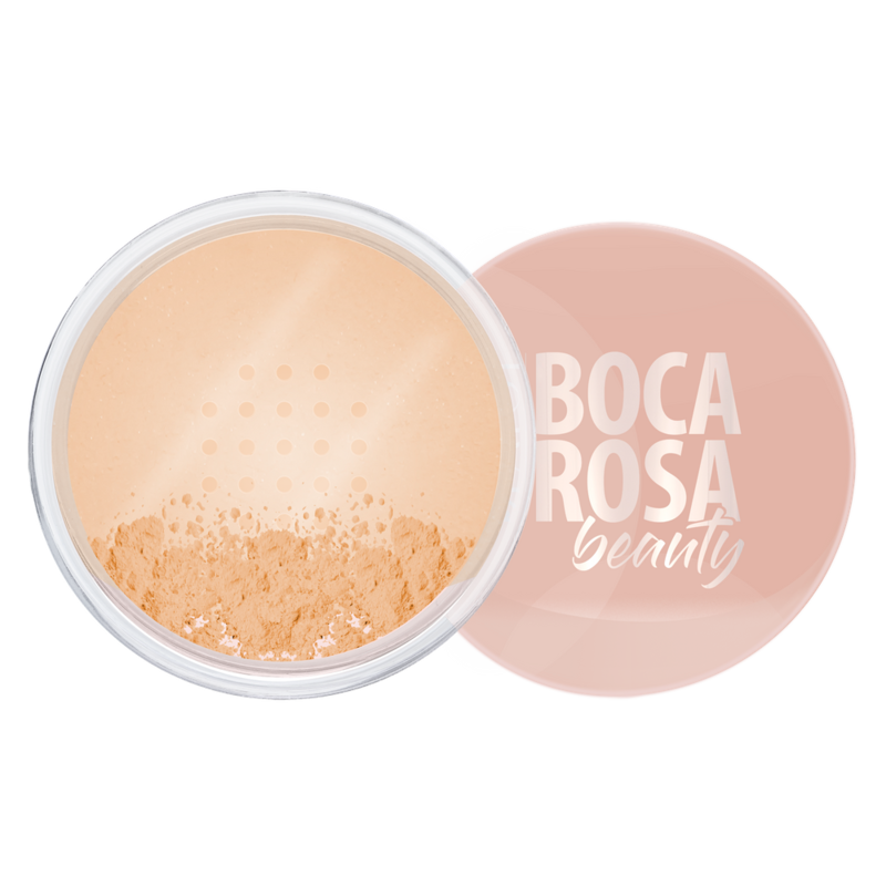 Pó Facial Boca Rosa Beauty by Payot  - Caroline Gil Cosméticos