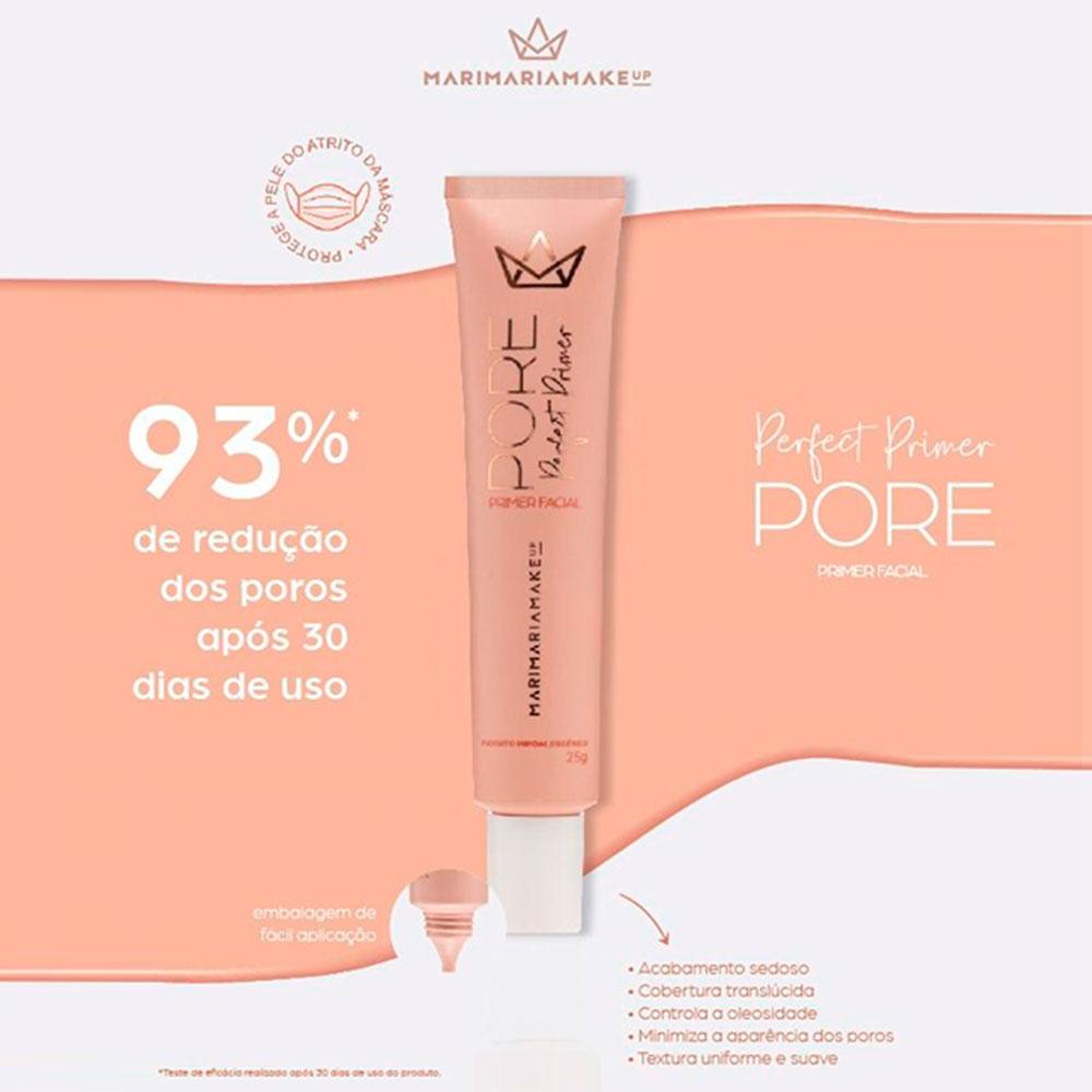Primer Facial Perfect Primer Pore Mari Maria Makeup  - Caroline Gil Cosméticos