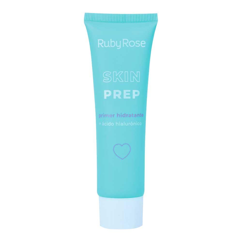 Primer Hidratante Skin Prep Ruby Rose  - Caroline Gil Cosméticos