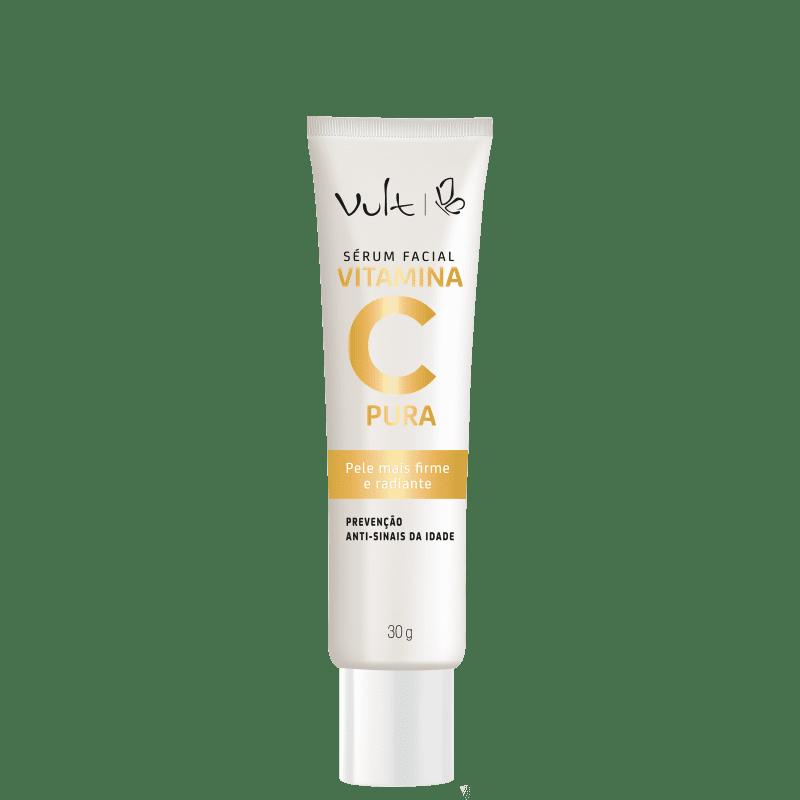 Sérum Anti-Idade Vitamina C Pura - Vult  - Caroline Gil Cosméticos