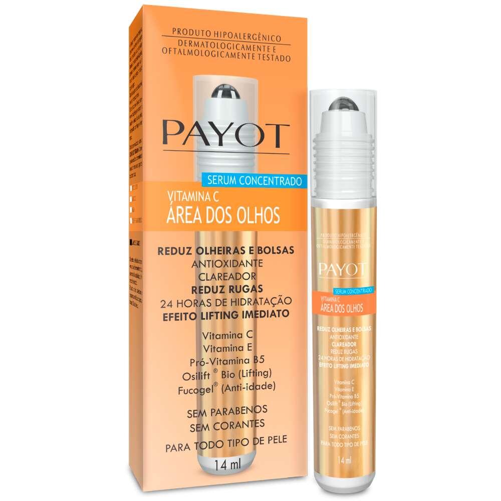 Sérum Concentrado Vitamina C Área dos Olhos - Payot  - Caroline Gil Cosméticos