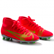 CHUTEIRA NIKE INFANTIL/JUVENIL JR SUPERFLY 8 CLUB FG/MG - CV0790