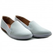 TENIS MOLECA CASUAL LONA SLIP ON - 5691106