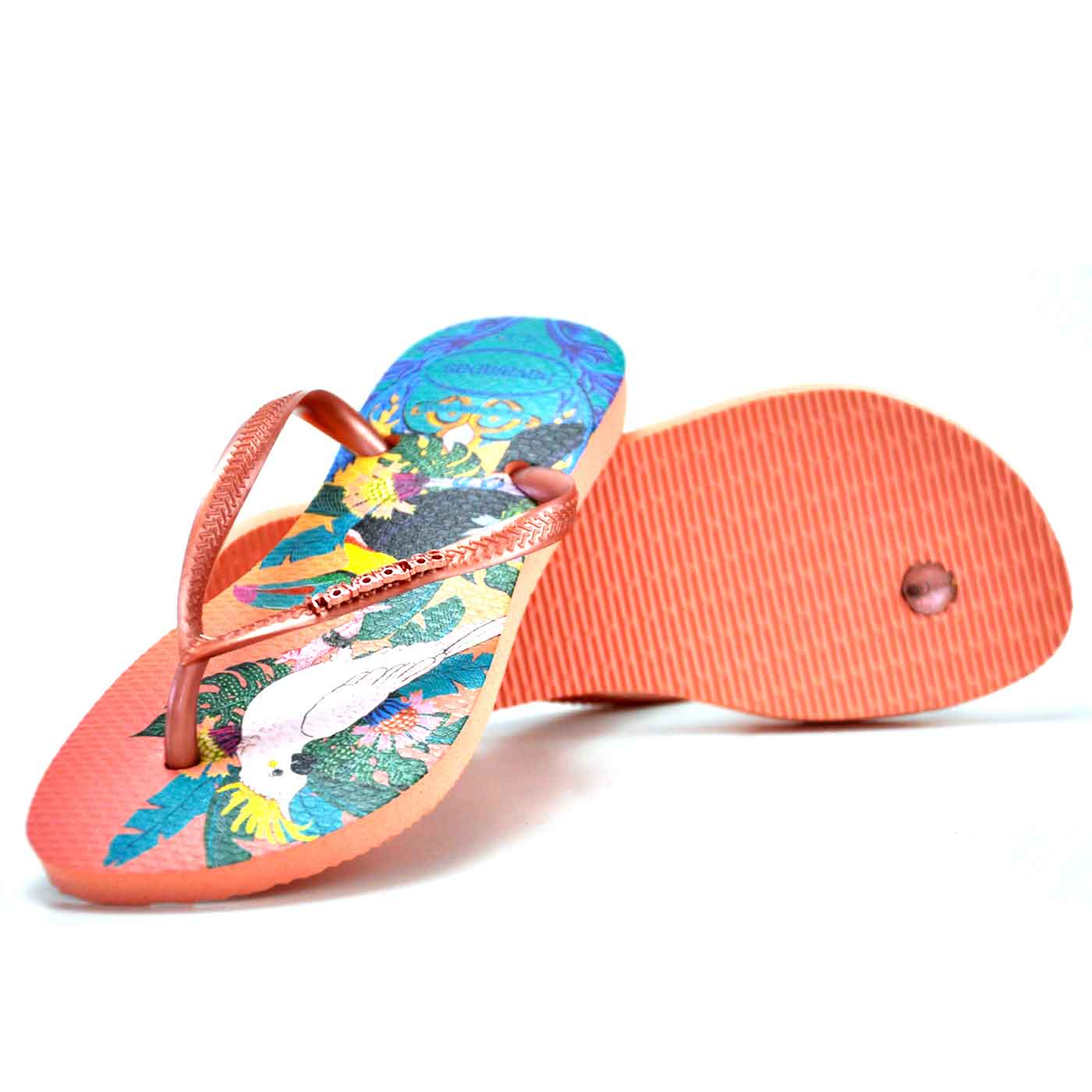 CHINELO HAVAIANAS SLIM TROPICAL - 4122111