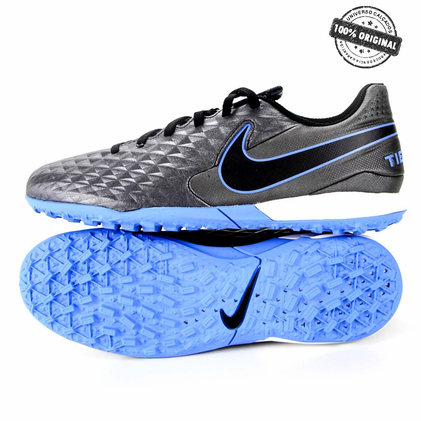 CHUTEIRA NIKE SOCIETY LEGEND 8 ACADEMY TF - AT6100