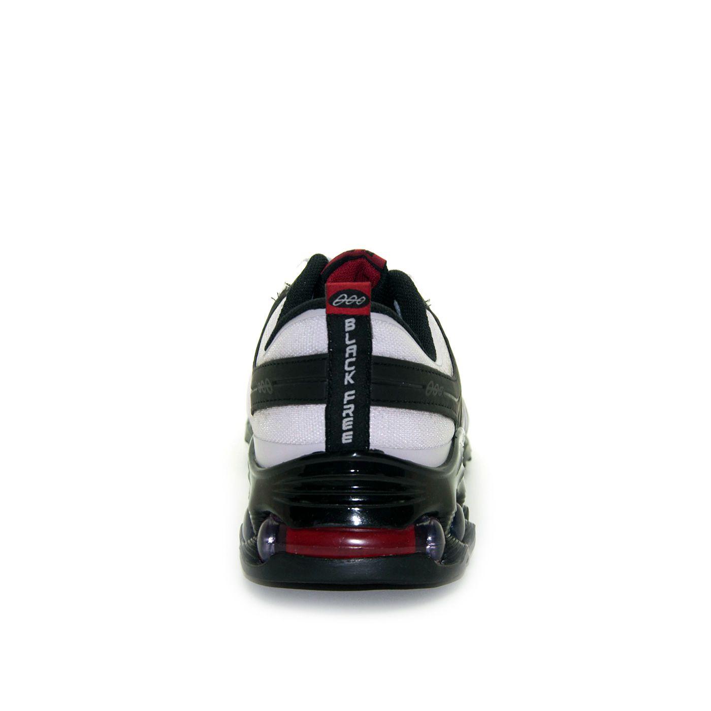 TENIS BLACK FREE AIR BLACK 370 - 57.800