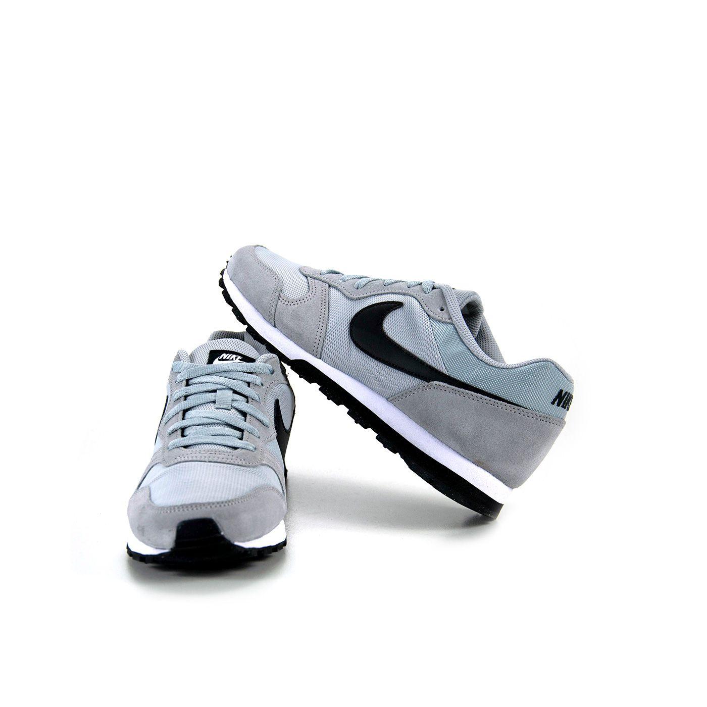 Tênis Nike MD Runner 2 CINZA PRETO - 749794-001