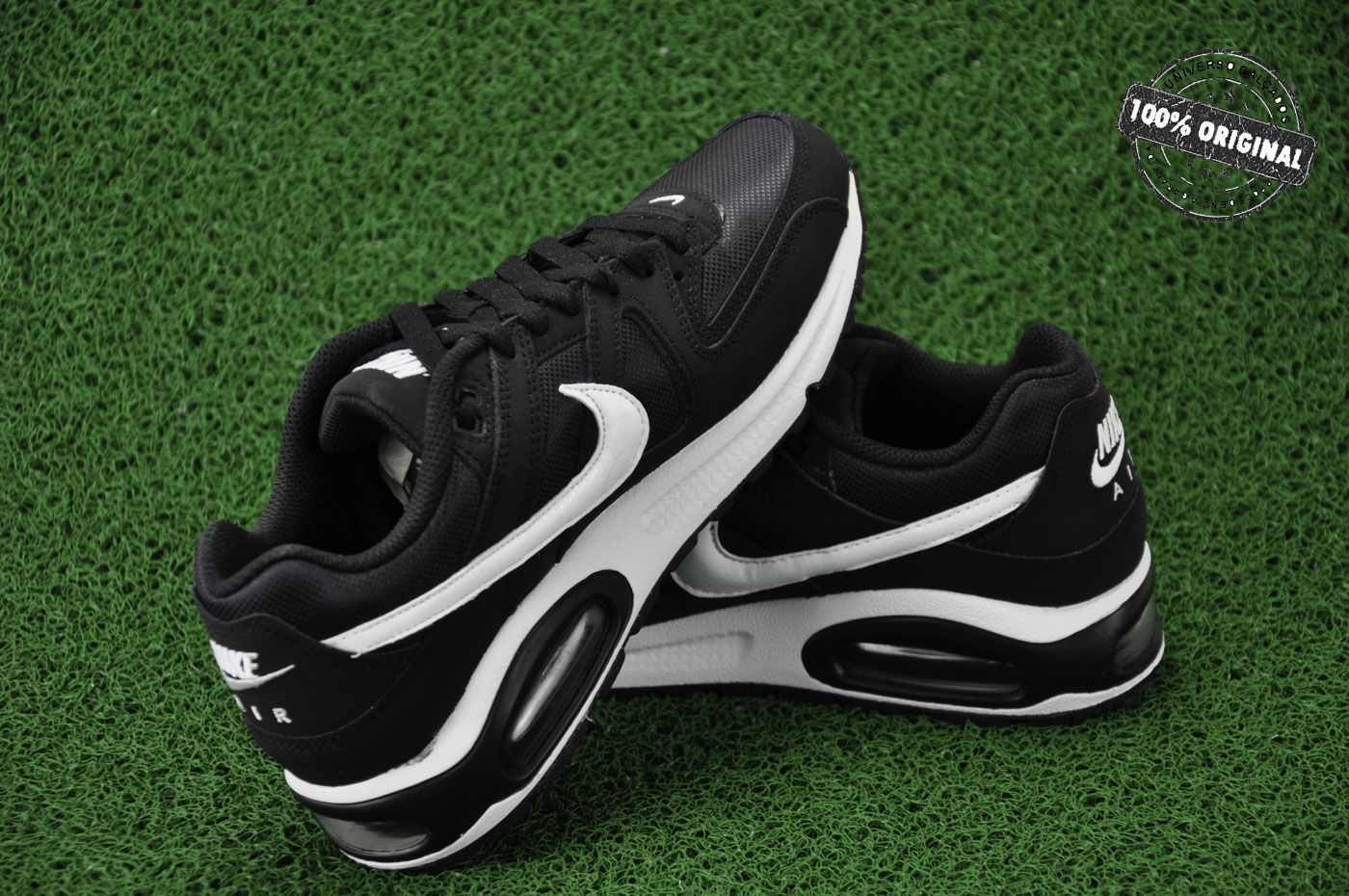 TENIS NIKE WMNS AIR MAX COMMAND - 397690