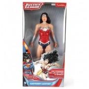 Boneca Wonder Woman 14 Polegadas Com Som
