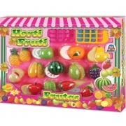 Hortifruti Frutas De Brinquedo Cozinha Infantil Menina