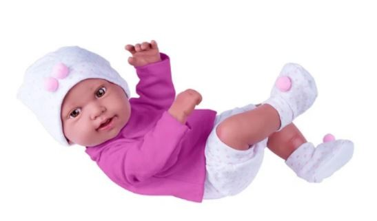 ANNY DOLL BABY SHORTSBLUSA