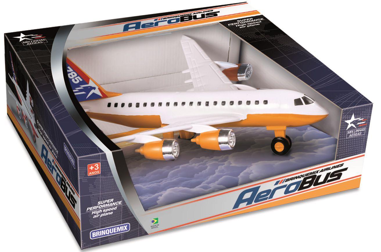 Avião AeroBus Concept