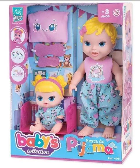 BABYS COLLECTION FESTA DO PIJAMA