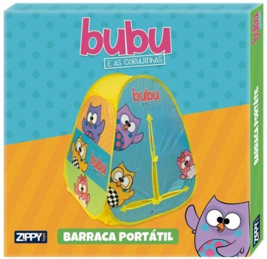 BARRACA PORT BUBU E AS CORUJINHAS BP19BC
