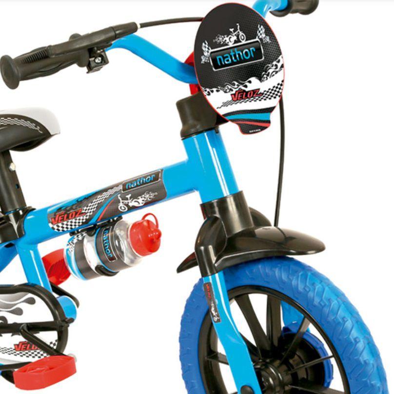 Bicicleta Aro 12 Veloz