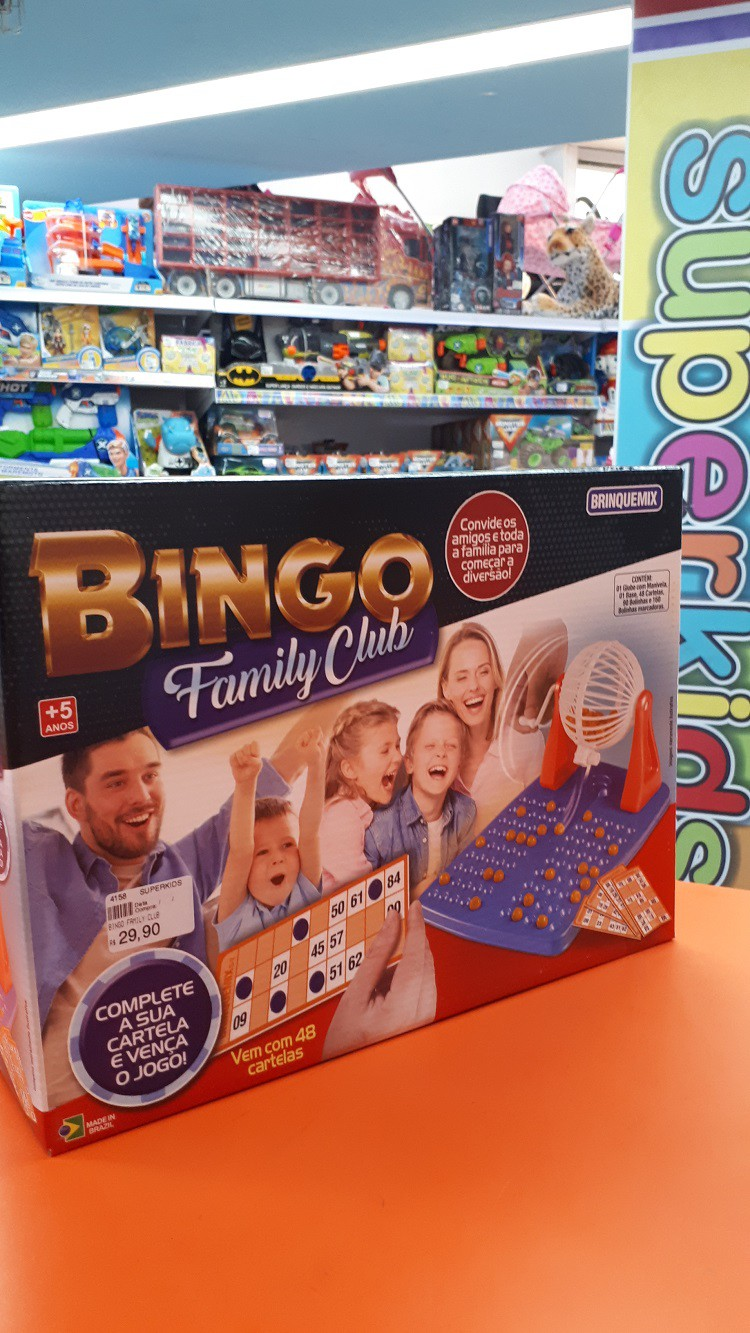 Bingo Family CLub