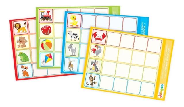 Bingo Letras