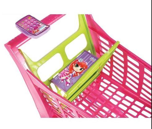 Carrinho De Compras Market Magic Toys