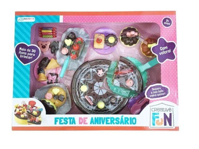 CREATIVE FUN FESTA DE ANIVERSARIO