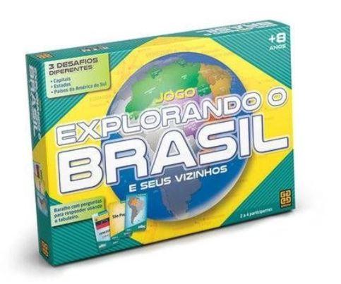 EXPLORANDO O BRASIL