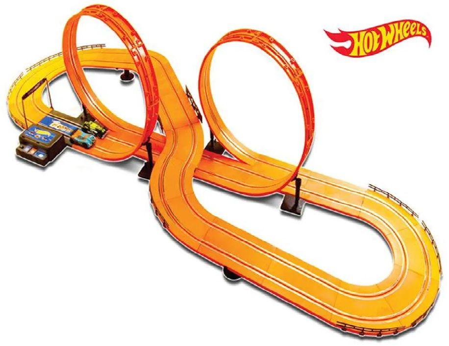 Hot Wheels Track set 632cm Deluxe