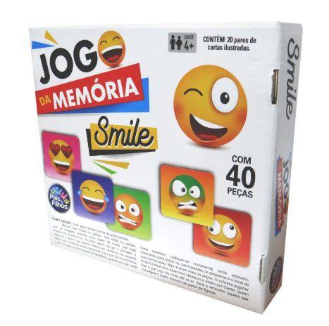Jogo da Memória - Smile