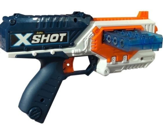 LANCADOR X-SHOT QUICK SLIDE 16 DARDOS