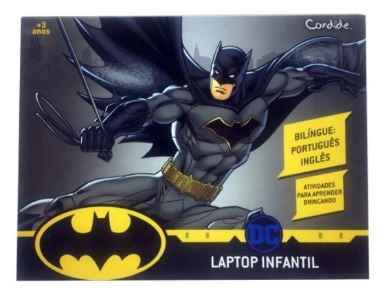 LAPTOP DO BATMAN BILINGUE