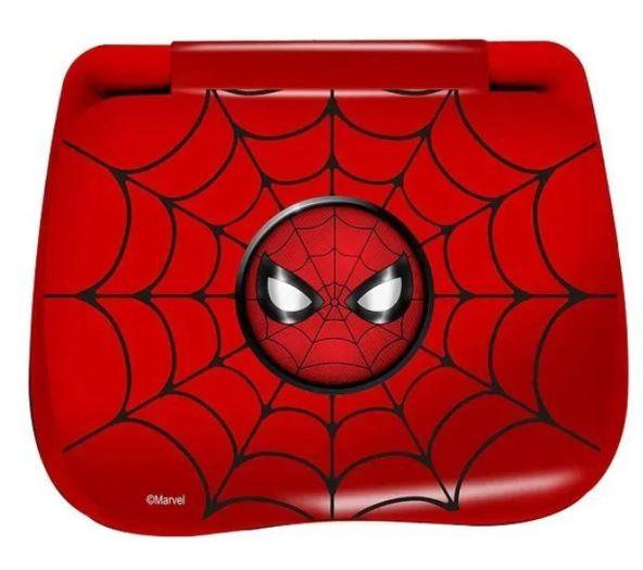 LAPTOP DO SPIDER-MAN BILINGUE