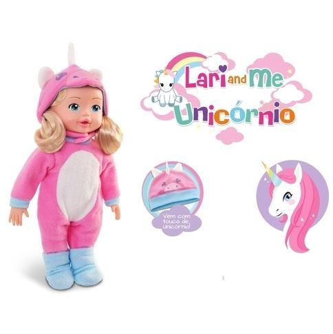 Lari End Me Collection Unicornio Rosa
