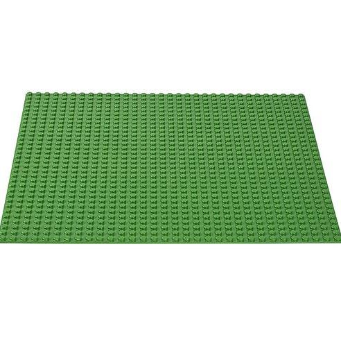 Lego Classic Base De Construção Verde Grande 0700