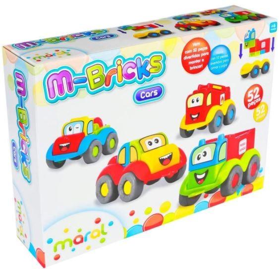 M-BRICKS CARS
