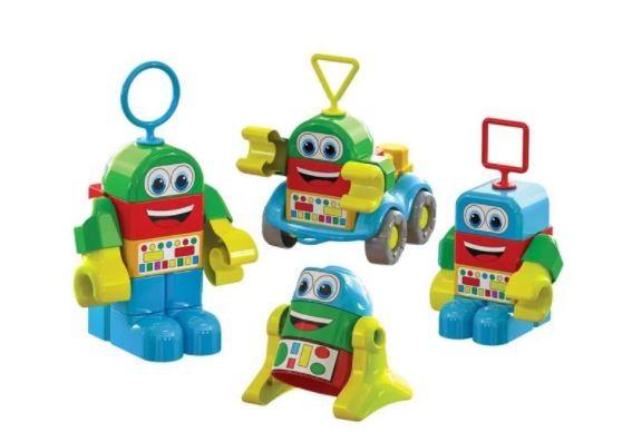 M-BRICKS ROBOTS