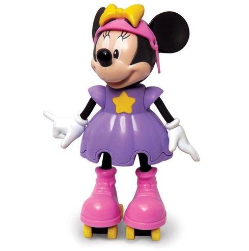 Minnie Patinadora 25cm Elka