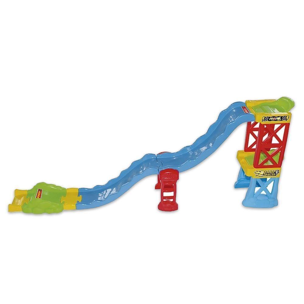Pista De Corrida Ramp Racer 3 Em 1 - Maral 4157