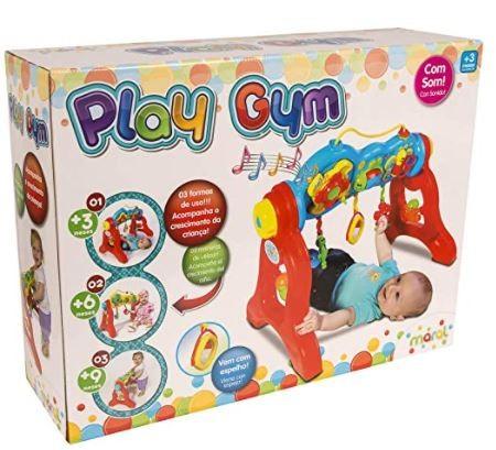 PLAY GYM