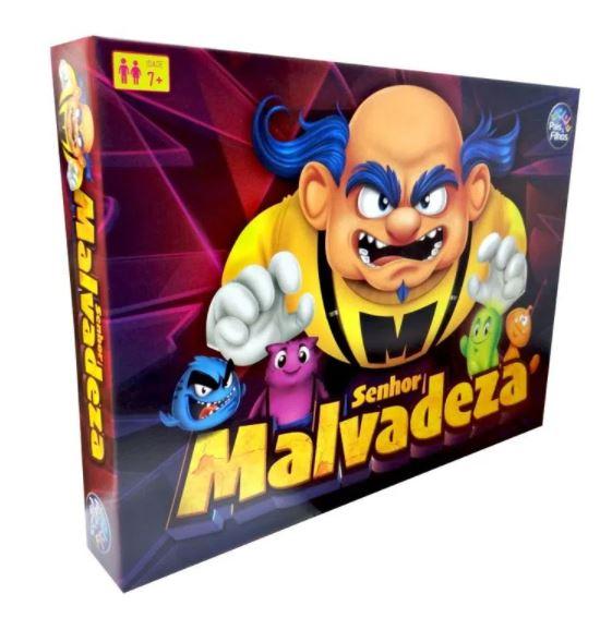 Senhor Malvadeza Top