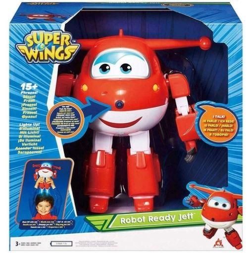 SUPER WINGS JETT ROBO AO RESGATE 84348