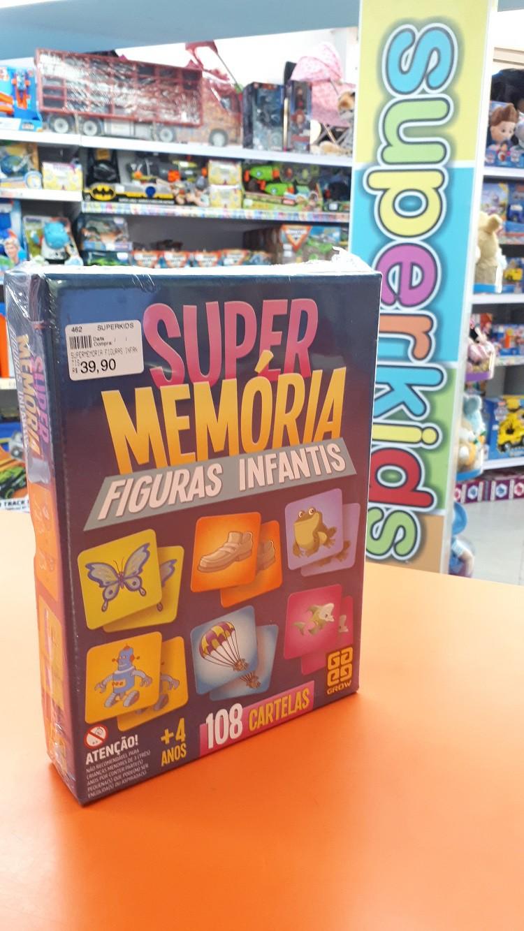 SUPERMEMORIA FIGURAS INFANTIS