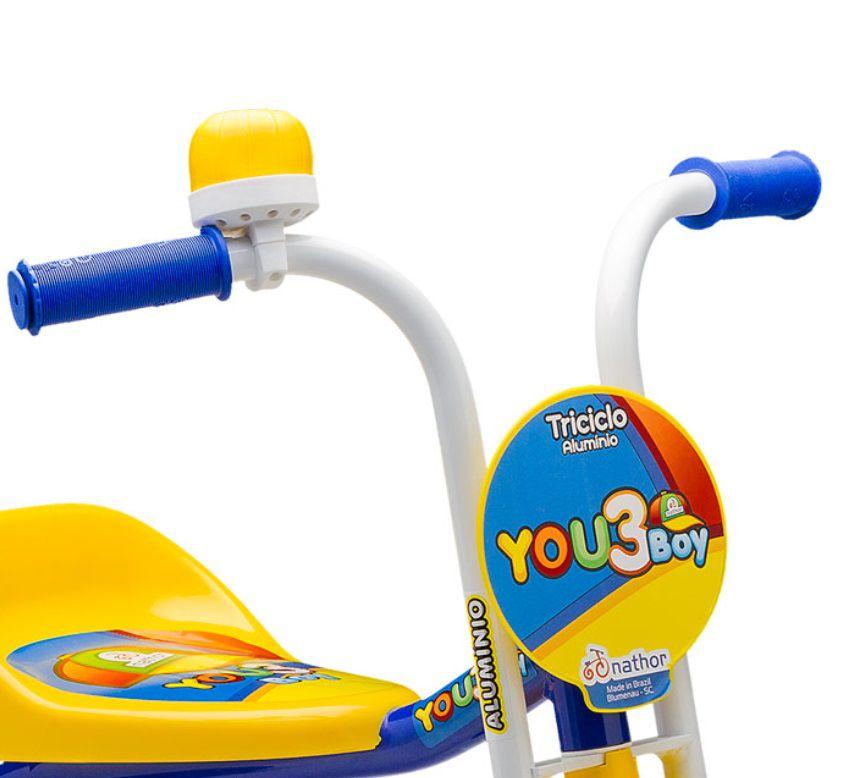 Triciclo You 3 Boy