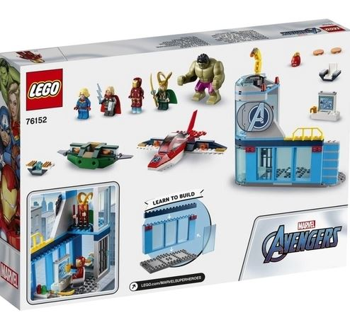 Vingadores A Ira De Loki 76152