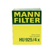 Filtro Óleo Bmw X5 3.0 E53 2000 a 2006 Mann HU925/4X