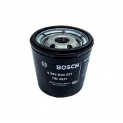 Filtro Óleo Bosch 0986B00021 Montana 1.4 Flex 2007 em diante