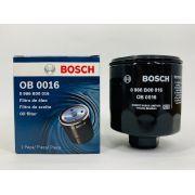 Filtro Óleo Bosch 0.986.B00.016 VW Gol 1.0 AT/ Gol Power