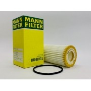 Filtro Òleo MANN HU6013Z Audi A3/ A4 1.8 TFSI/ A5 1.8 TFSI