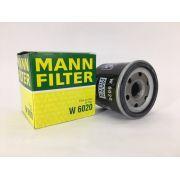 Filtro óleo MANN W6020 Toyota Etios 1.3 16V 1.6 16V